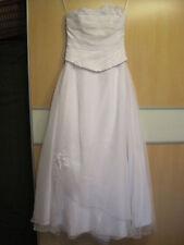 Hochzeitskleid / Brautkleid Gr. 38 inkl. Handstulpen, Diadem und Haarschmuck