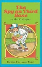 The Spy on Third Base (Peach Street Mudders Story) Christopher, Matthew F Paper