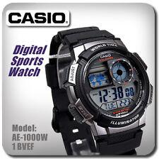 Casio: Digital Sports Watch Ae-1000W-1Bvef (New & Sealed)