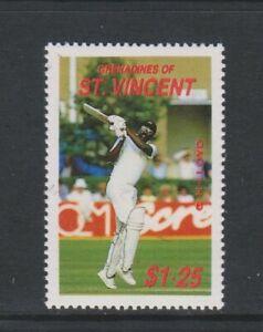 St Vincent Grenadines - 1988, Cricketer, C H Lloyd stamp - MNH - SG 576