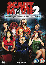 Scary Movie 2 DVD New & Sealed