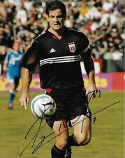 Dc United Ryan Nelsen Autographed Signed 8x10 Mls Photo Coa G