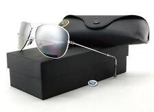 Ray-Ban Aviator Sunglasses   RB3562 003/5J - Silver w/ Polarized Chromance Lens