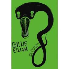 Billie Eilish Póster Ghoul 129 Mercancía Oficial