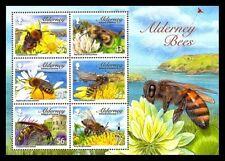 Alderney Aurigny 2009 insectes abeilles bloc neuf ** 1er choix