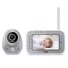 VTech VM342 Safe & Sound Wirelss Day/Night Video Baby Monitor - 1000ft Range