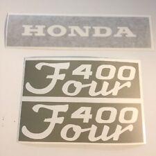 HONDA CB400 quatre Giuliari Seat Stencil Kit