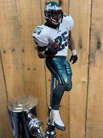 PHILADELPHIA EAGLES Tap Handle McCoy NFL Football Beer Keg White Jersey