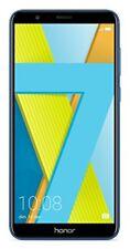 Teléfonos móviles libres azul Huawei Honor 7X con 64 GB de almacenaje