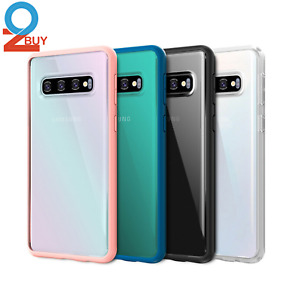 For Samsung Galaxy S10 Plus S10e Case Fusion Clear Shockproof Cover Protection