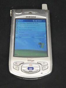 Samsung SPH-i700 (Verizon) Pocket PC Digital Dual Band Phone