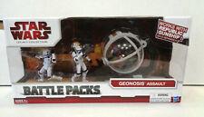 Star Wars: Geonosis Assault Battle Pack (2009) Hasbro New