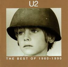 "U2-The best of CD (1980-1990) incl. ""Pride"" &"" Sunday Bloody Sunday"""