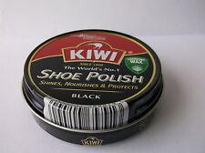 Kiwi Shoe Polish  BLACK  (50 ML)