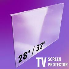 TV Screen Protector CLEAR 28 inch / 32 inch protection cover