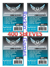 Mayday Standard Euro Card Sleeves 59 x 92 mm (4x100 Pack, 400 sleeves) MDG-7028