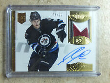 13-14 Panini Dominion Horizontal Auto Patch #AP-JTR JACOB TROUBA Rookie RC /99