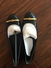 New in Box Tory Burch Black Pacey Ballet Flat- Size 6