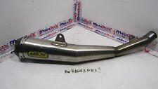 Scarico ARROW Pro Racing Exhaust Kawasaki Z 750 03 06 AMMACCATO FONDELLO ROTTO