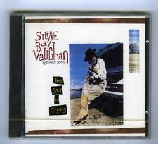 CD (NEW) STEVIE RAY VAUGHAN AND DOUBLE TROUBLE THE SKY IS CRYING