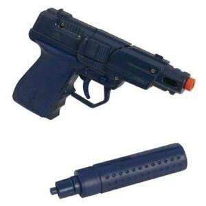 Swat Mission 8 Shot Cap Gun Ring Caps Pistol Toy Kids Child Outdoor Revolver UK
