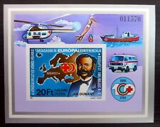 HUNGARY Red Cross Transport Imperf M/Sheet U/M NF212