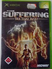!!! Xbox Classic juego The suffering ties ciego usk18, usados pero bien!!!