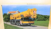WSI 02-1024 Liebherr Mobilkran LTM 1350 6.1 NEU in OVP 1:50