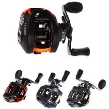 hot!12+1BB 6.3:1 Ball Bearings Left/Right Hand Baitcasting Fishing Reel 2 Colors
