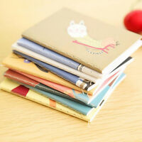 Taschenkalender Planer Notizblock-Notizbuch schreibts Papiers Handy-Memo Journab