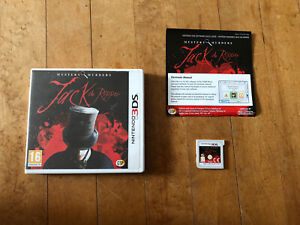 Mystery Murders: Jack the Ripper (Nintendo 3DS),