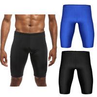 Men Compression Tight Sports Running Pants Shorts Gym Base Layer Underwear M-XXL