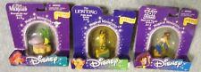 Disney Magical Miniatures Woody - Pocahontas - Flounder & Sebastian -  New!