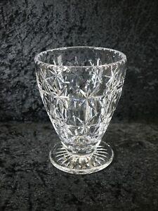 Tudor Lead Crystal Vase
