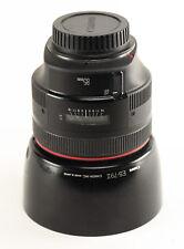 Canon EF 85 mm F/1.2 II L USM Portraitbrennweite Objektiv mit einmaligem Bokeh