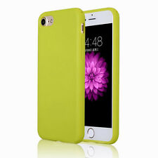 Ultra-Thin Matte Soft TPU Silicone Rubber Case Cover For iPhone 6 6S 7/7Plus New