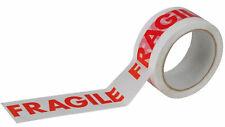 FRAGILE TAPE 66 METER  PRINTED FRAGILE STRONG PARCEL TAPE 48MM X 66M