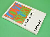 LOVE STORY ERICH SEGAL ED. GARZANTI MARZO, 1971 [MN-017]
