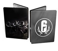 Tom Clancy's Rainbow Six Siege STEEL BOOK  CD (PS4)  - MINT - 1st Class Delivery
