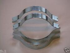 Spring Clips - Nielsen® Brand Metal Aluminum Picture Frame Hardware, 100/pkg.