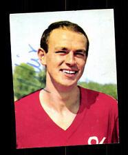Udo Nix Hannover 96 Sicker Sammelbild Original Signiert+ A 117092
