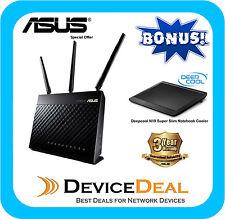 ASUS DSL-AC68U Wireless AC1900 Gigabit ADSL2 Modem Router free Notebook Cooler