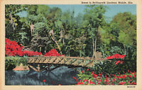 Postcard Scene Bellingrath Gardens Mobile Alabama