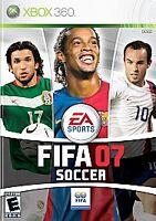 FIFA Soccer 07 (Microsoft Xbox 360, 2006)