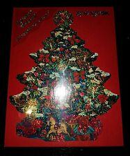 New Springbok 500 Piece Sparkling Christmas Tree Jigsaw Puzzle Hallmark