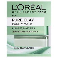 L'Oréal Charcoal Women's Skin Masks & Peels