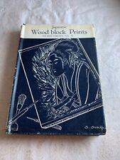 Japanese Wood Block Tourist Library Vol.10, Tatsui, Japan Travel Bureau,1953 N 8