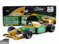 MINICHAMPS 113 920119 920219 BENETTON Michael Schumacher F1 model car 1992 1:18
