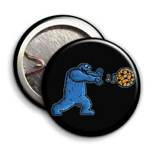 Cookie Monster - Button Badge - 25mm 1 inch