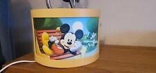 Mickey Mouse Good Night Light Yellow disney